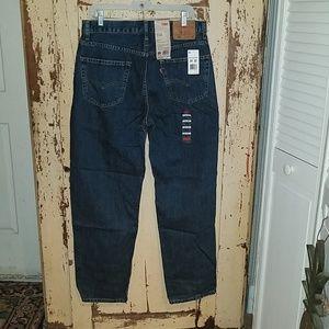 Mens Levi's 550 Jean's 34x32